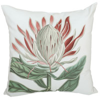 Botanical I 20 X 7 inch Hand-Painted Art Outdoor Pillow