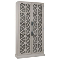 Honeycomb Cypress Display Cabinet