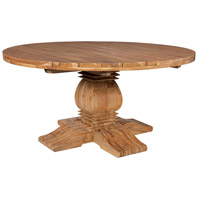 Tuscan 62 inch Euro Teak Oil Outdoor Dining Table