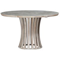 Bridgestone 48 inch Latte with Wax Accent Table