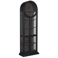 Display Cabinet Gray Display Cabinet