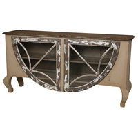GuildMaster Italian Sideboard in Taupe 640026