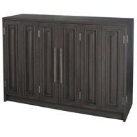Teak Wood 60 X 42 inch Antique Smoke Outdoor Sideboard