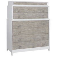 Guildmaster 6417503-1 Houston Grain De Bois Greige Dresser