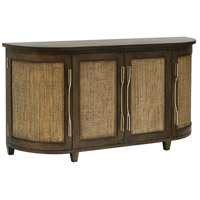 Alyssa Weathered Mahogany Cabinet