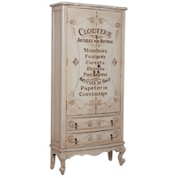 Guildmaster 642534 Lingerie Heritage Oyster Armoire