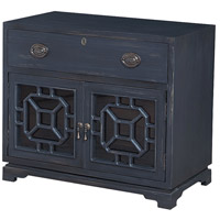 Manor Greystone Side Chest, Locking