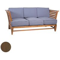 Galveston Pier Burnt Umber Outdoor Sofa