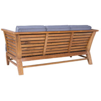 Guildmaster 6517503ET Galveston Pier Euro Teak Oil Outdoor Sofa alternative photo thumbnail