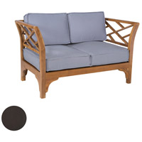 Patio Branch Antique Smoke Outdoor Love Seat