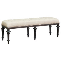 Betsy Light Grey Bench