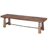 Guildmaster 654001-B Signature Brown Bench