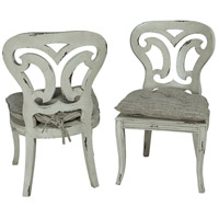 Artifacts White Dining Chair