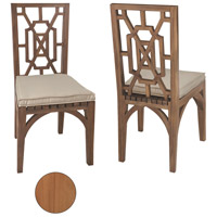 Teak Garden Euro Teak Oil Outdoor Dining Chair