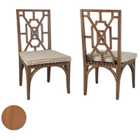 Teak Patio Euro Teak Oil Outdoor Dining Chair