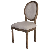 Allcott Natural Chair Home Decor