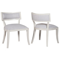 Newport White Dining Chair Home Decor