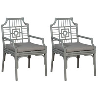 Manor Manor Greige Arm Chair