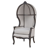King Heritage Grey Stain Chair Home Decor
