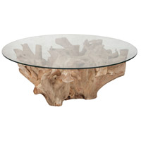 Root 24 X 24 inch Natural Coffee Table Home Decor
