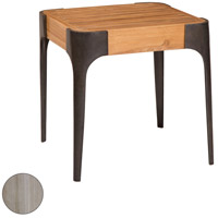 Teak Veranda 20 inch Henna Teak Outdoor Side Table