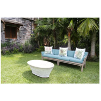 Guildmaster 7118004 Cape Town 48 X 28 inch Wicker White Outdoor Cocktail alternative photo thumbnail
