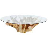Guildmaster 7118502 New Orleans 38 inch Natural Coffee Table