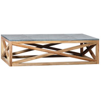 Nantucket 64 X 30 inch Euro Teak Oil Outdoor Coffee Table