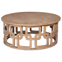 Newport 42 X 42 inch Blonde Table Home Decor