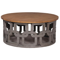Newport 42 X 42 inch Gray Cocktail Table Home Decor