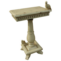 Socle 20 X 12 inch Cream Table Home Decor