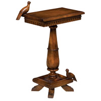 Socle 20 X 12 inch Brown Table Home Decor