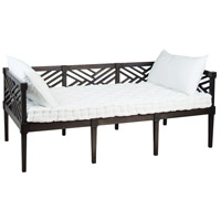 Teak Antique Smoke Outdoor Daybed