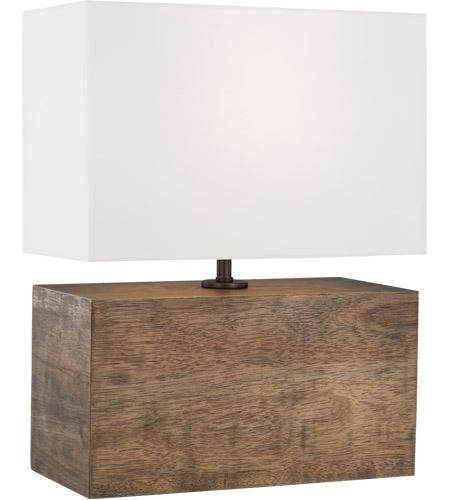 Generation Lighting Et1081wdo1 Ed Ellen Degeneres Redmond 20 Inch 9 5 Watt Weathered Oak Wood Table Lamp Portable Light