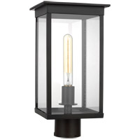 Generation Lighting CO1191HTCP C&M by Champan & Myers Freeport 1 Light 16 inch Heritage Copper Outdoor Post Lantern