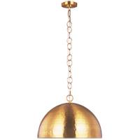 Generation Lighting EP1251BBS ED Ellen DeGeneres Whare 1 Light 24 inch Burnished Brass Pendant Ceiling Light