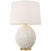 Generation Lighting ET1131BBS1 ED Ellen DeGeneres Anhdao 30 inch 9.5 watt Burnished Brass Table Lamp Portable Light