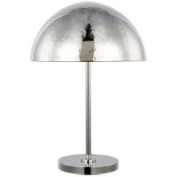 Generation Lighting ET1292PN1 ED Ellen DeGeneres Whare 21 inch 9.5 watt Polished Nickel Table Lamp Portable Light