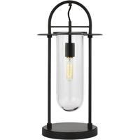 Generation Lighting KT1021AI1 Kelly by Kelly Wearstler Nuance 21 inch 9.5 watt Aged Iron Table Lamp Portable Light