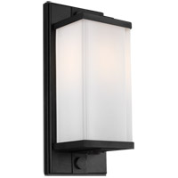 Generation Lighting TV1211AI TOB by Thomas OBrien Logan 1 Light 5 inch Aged Iron Wall Sconce Wall Light