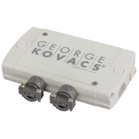 George Kovacs GKUC-JB2-044 Under-Cabinet White Junction Box Under Cabinet