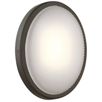 George Kovacs P1145-143-L Radiun LED 6 inch Oil Rubbed Bronze ADA Wall Sconce Wall Light