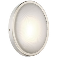 George Kovacs P1145-A144-L Radiun LED 6 inch Brushed Aluminum ADA Wall Sconce Wall Light