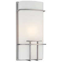 Signature 1 Light 6 inch Brushed Nickel ADA Wall Sconce Wall Light
