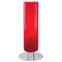 George Kovacs P664-077 Portables 13 inch 10 watt Chrome Accent Lamp Portable Light