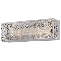George Kovacs P6982-077-L Hidden Gems LED 16 inch Chrome Bath Bar Wall Light
