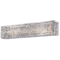 George Kovacs P6983-077-L Hidden Gems LED 24 inch Chrome Bath Bar Wall Light