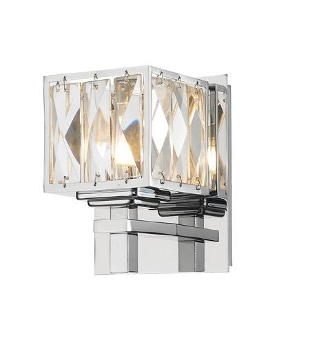 golden lighting neeva 1 light bath vanity in chrome 1035 ba1 ch