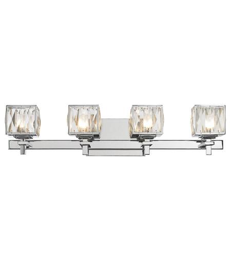 golden lighting neeva 4 light bath vanity in chrome 1035 ba4 ch