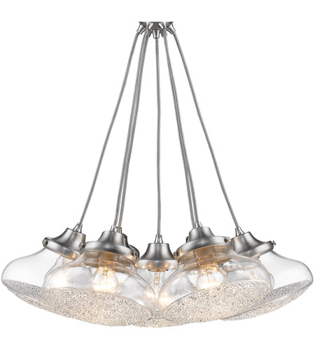 Golden lighting 3417 7p pw cc asha 7 light 23 inch pewter pendant golden lighting 3417 7p pw cc asha 7 light 23 inch pewter pendant cluster ceiling light aloadofball Gallery